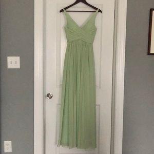 NEW Floor length A-line Formal Dress